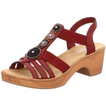 new arrival dd555 a0f00 Rieker Sale - Damen Sandaletten reduziert online kaufen ...