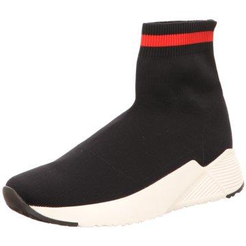Paul Green Sneaker High4737 schwarz
