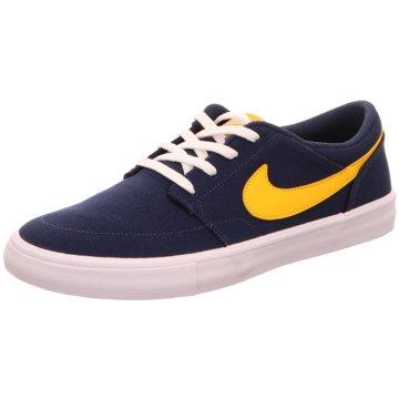 Nike SkaterschuhNike SB Solarsoft Portmore 2 - 880268-401 blau