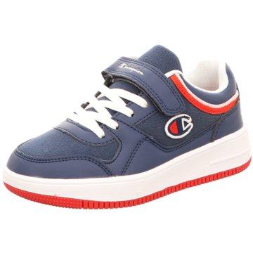Champion Sneaker Low blau