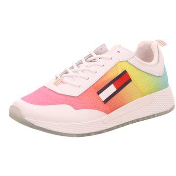 Tommy Hilfiger SneakerWMNS Degrade Flexi S rot