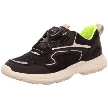 Superfit Sneaker LowSchuh Textil \ RUSH schwarz