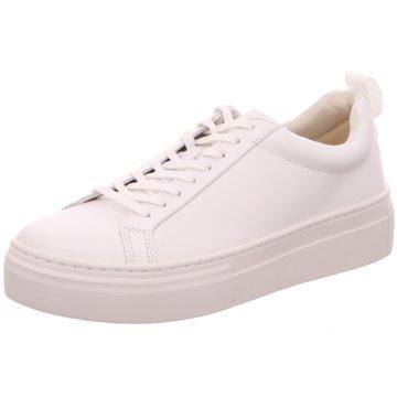 Vagabond Plateau SneakerZoe weiß
