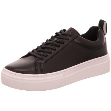 Vagabond Plateau SneakerZoe Platform schwarz