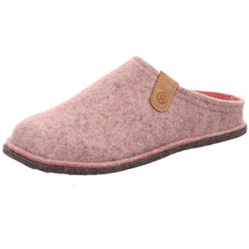 Rohde Hausschuh rosa