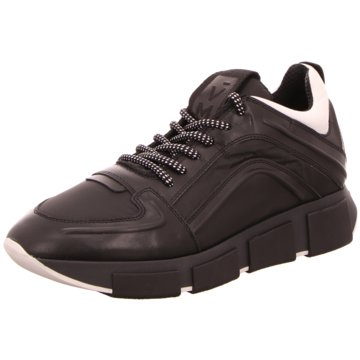Vic Matié Sneaker Low schwarz