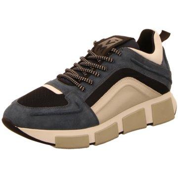 Vic Matié Sneaker Low blau
