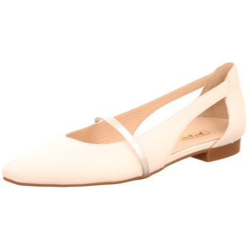 Paul Green Riemchen Ballerina3735 weiß