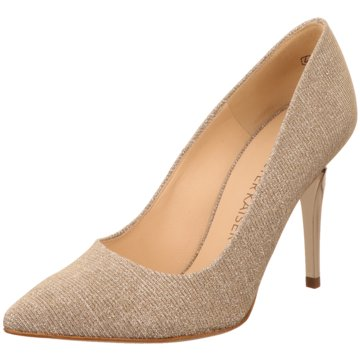 Peter Kaiser High Heels gold