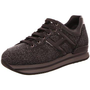 Hogan Sneaker schwarz