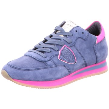 Philippe Model Sneaker Low blau
