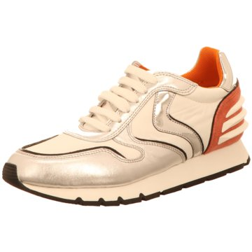 Voile Blanche Sneaker Low silber