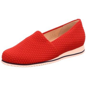 Hassia Komfort Slipper rot
