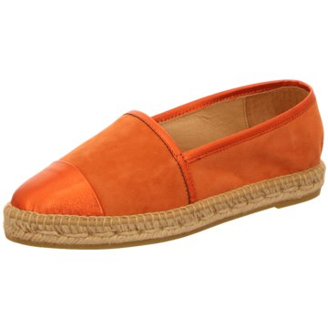 Capiccio Espadrille orange