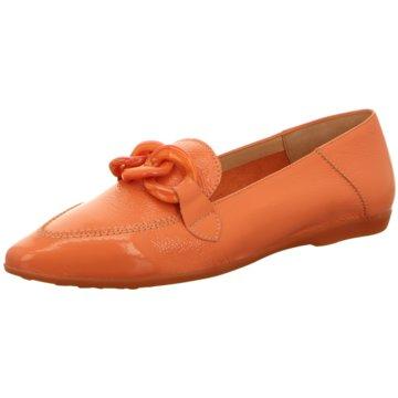Wonders Klassischer Slipper orange