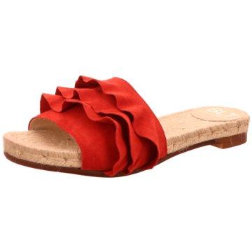 BLT BALTARINI Klassische Pantolette rot