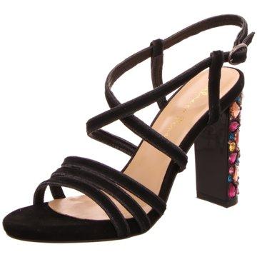 Vizgar Top Trends Sandaletten schwarz