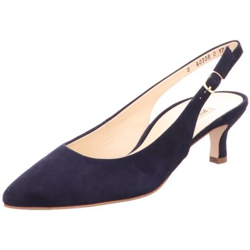 Paul Green Top Trends Pumps blau