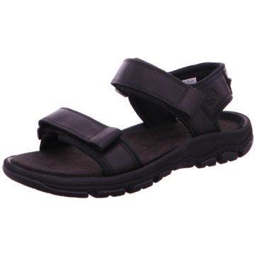 Timberland Komfort Schuh schwarz