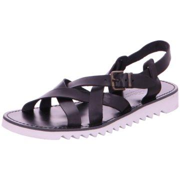 Nuovo Nicar Sandale schwarz