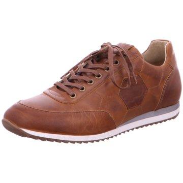 Patrick 1892 Sneaker Low braun