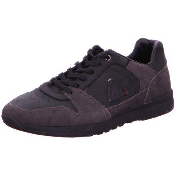 Le coq Sportif Sneaker Low schwarz