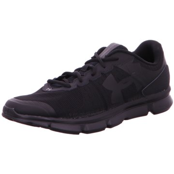 Under Armour Natural RunningSpeed Swift schwarz