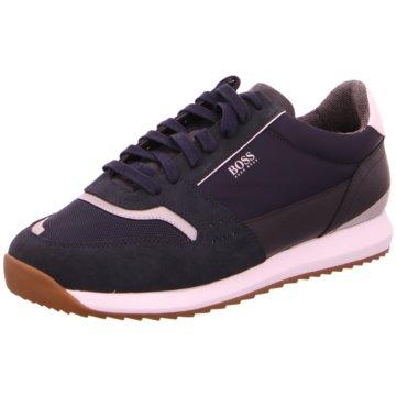Hugo Boss Sneaker Low blau