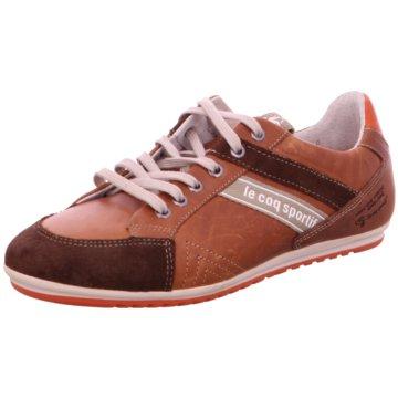 Le coq Sportif Sneaker Low braun