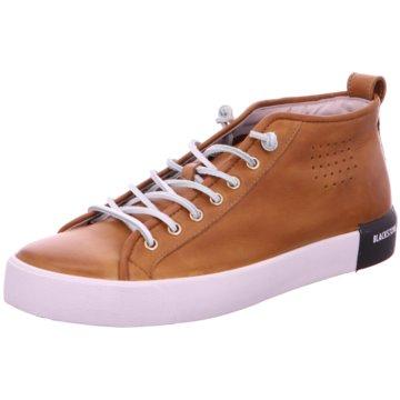 Blackstone Sneaker High braun