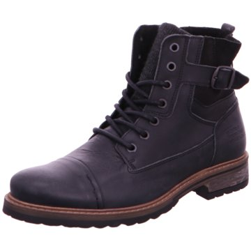 Bullboxer Boots Collection schwarz