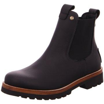 Panama Jack Chelsea Boot schwarz