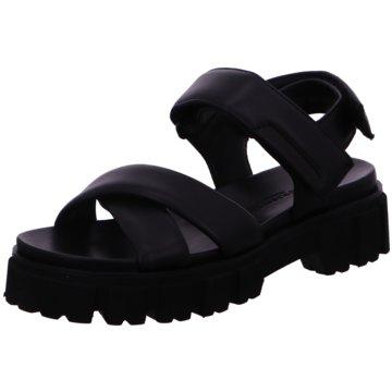 Kennel + Schmenger Sandalette schwarz