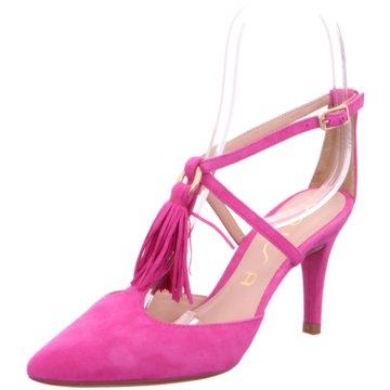 Unisa Top Trends Pumps pink