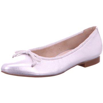 Paul Green Klassischer Ballerina silber