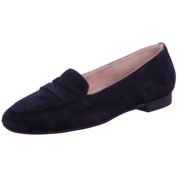 Paul Green Business Slipper2389 blau