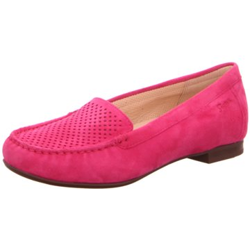 Sioux Mokassin Slipper pink