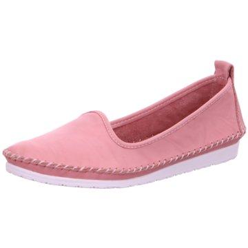 Andrea Conti Komfort Slipper rosa