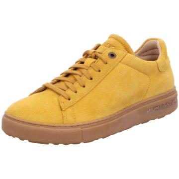 Birkenstock Klassischer Schnürschuh gelb