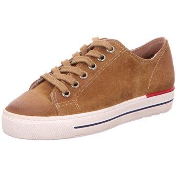 Paul Green Top Trends Sneaker beige