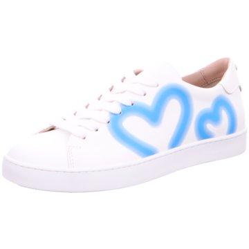 Marc Cain Top Trends Sneaker weiß