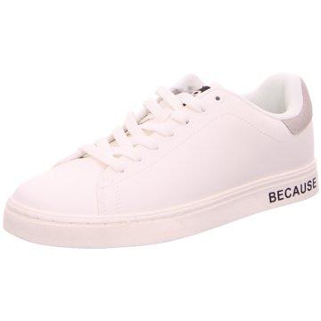 Ecoalf Sneaker Low weiß
