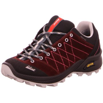 HIGH COLORADO Wander- & Bergschuh rot