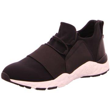 Marc Cain Sneaker Low schwarz