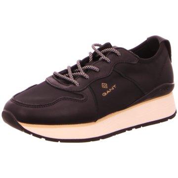 Gant Sneaker LowLinda schwarz