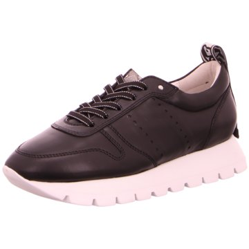 Kennel + Schmenger Plateau Sneaker schwarz