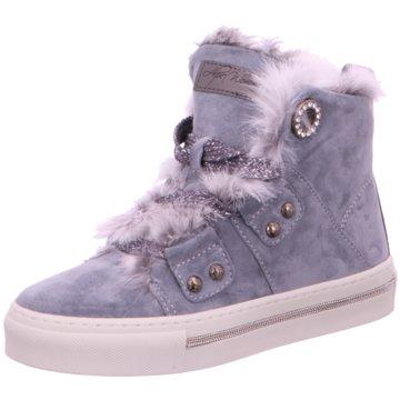 Alpe Woman Shoes Winterboot blau