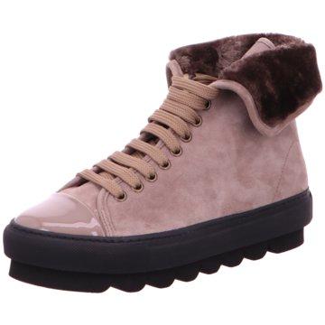 MaiMai Sneaker High beige