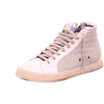 P448 Sneaker High grau