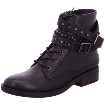 SPM Shoes & Boots Biker Boot schwarz
